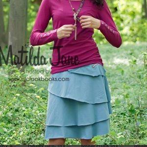 Matilda Jane Women's Rhea Skirt   NWT